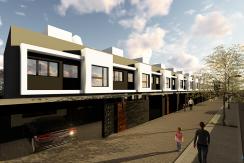 Viviendas de diseño Chalets en Getafe - My Home I - Exteriores